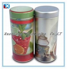 Tea And Coffee Tins