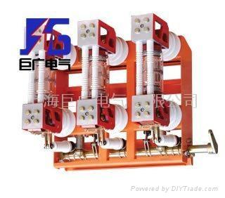 ZN23-40.5系列户内高压真空断路器 1