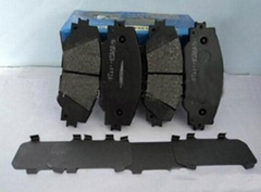 Top quality brake pad