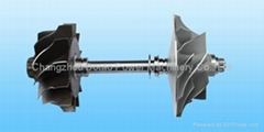 Turbine rotor