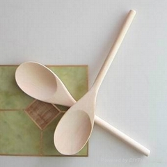 Wooden Souvenir Spoons
