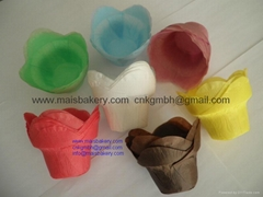 pastry paper cup cake liner cake