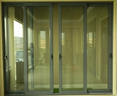 ALUK 95 series of sliding door