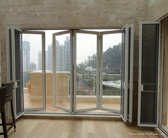 70 series of folding door