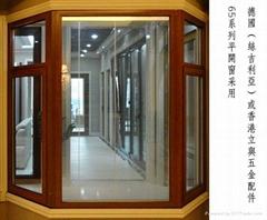 65 series of swing window