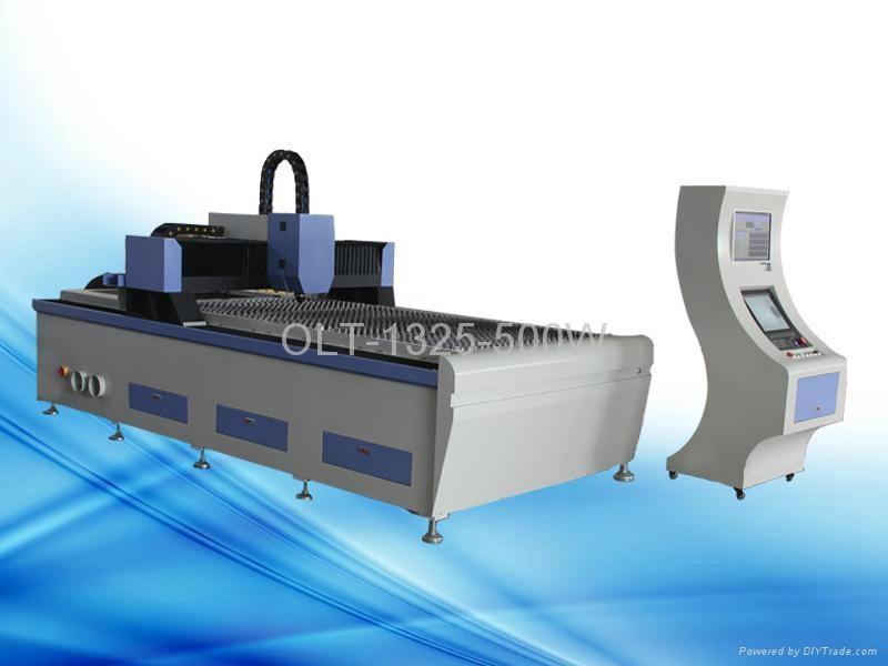 OLT-500 光纖激光切割機 1