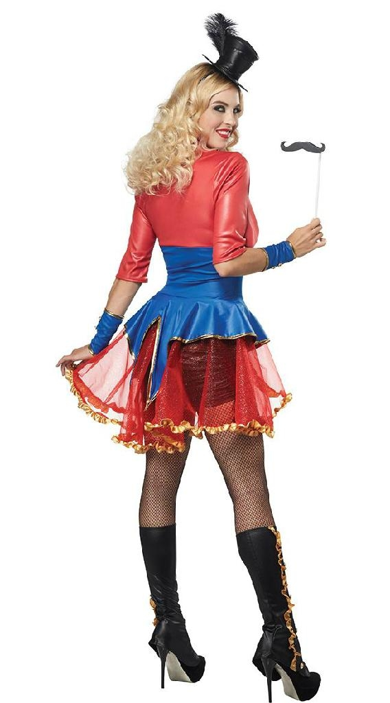 Ringmaster Costume  2