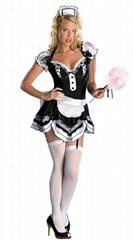 maid costume