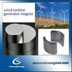 wind turbin permanent magnet