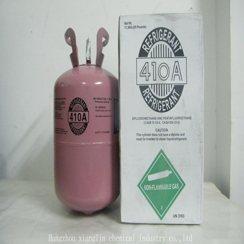 Refrigerant gas R410a with high purity and best price - r410a - XL