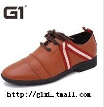 G1流行韩版英伦夏季男鞋