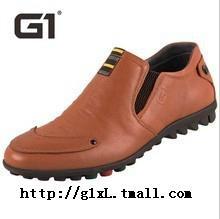 G1 黑色板鞋户外休闲低帮 1