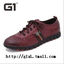 G1韩版英伦青少年滑板鞋