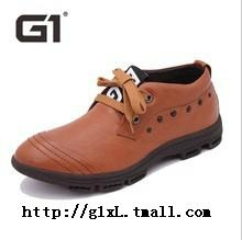 G1正品新款男鞋