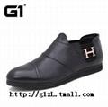 G1正品经典商务休闲男鞋