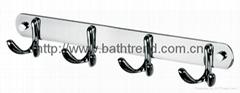 Bathroom Accessory Set Cloth Hook Bathroom Robe Hook (CB06A)