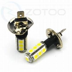 H1/H3 13SM05050 auto le fog light 12V DC