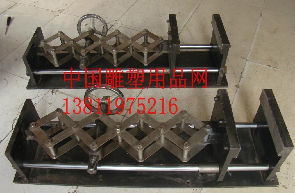 木雕台鉗MDTQ-620A 1