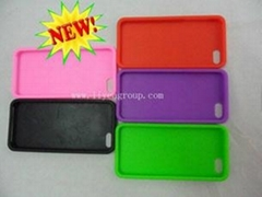 iphone5 silicone case  mobile case