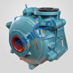 Industry centrifugal rubber liner slurry pump