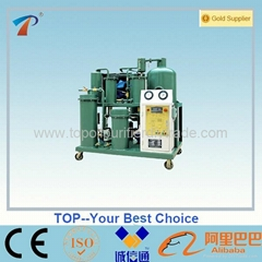 TYA Oil Purifier for Used Lube/Hydraulic Oil