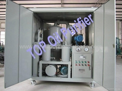 Waste transformer oil recycling machine ZYD