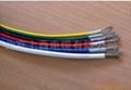 玻璃纤维编织电线