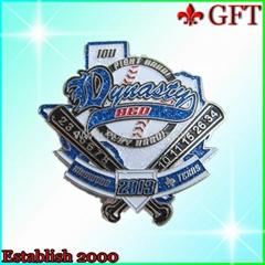Baseball Lapel Pin soft enamel  badge