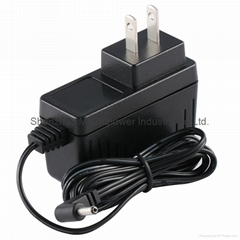 12V1A power supply UL FCC and ETL approve for CCTV