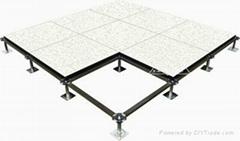 HPL硫酸钙防静电活动地板