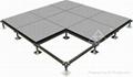 PVC硫酸钙防静电活动地板