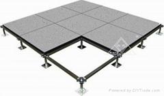 PVC硫酸鈣防靜電活動地板