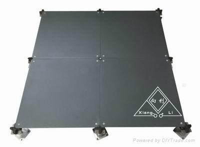 可调压脚型OA地板 1