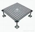 全铝防静电通风活动地板