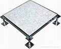 PVC贴面全钢防静电活动地板