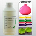 Electronic Adhesive HEAT CURING SILICONE ADHESIVE   2