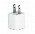 Iphone 5V 1A USB Travel Wall Charger 1