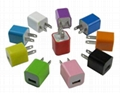 Iphone 5V 1A USB Travel Wall Charger 5