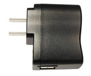 USB 5V 0.5A/1A Travel Wall Charger  1