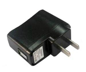 USB 5V 0.5A/1A Travel Wall Charger  4
