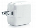 Ipad 10W 5V 2.1A Travel Wall USB Charger
