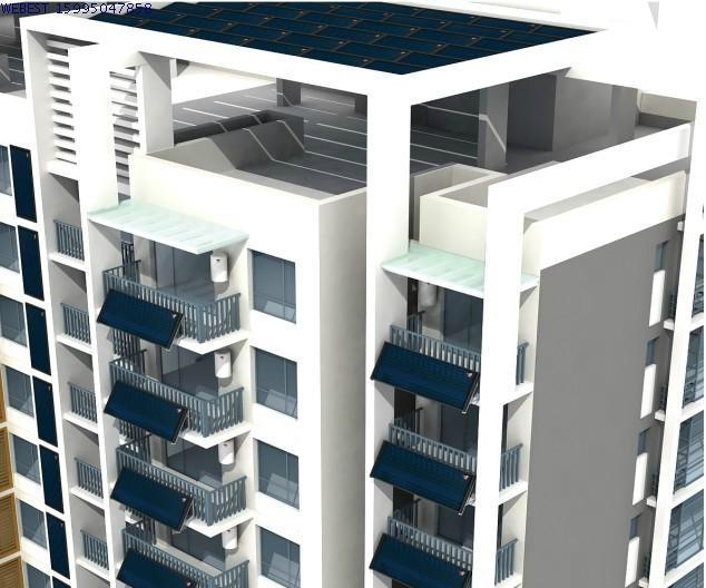 [ 阳台壁挂式产品介绍]随着工业化进程的加快和人民生活水平的提高,对能源的需求将不断增加。同时,建筑采暖和空调能耗的日益增加,可再生能源太阳能利用越来越受到重视和接受。太阳能系统与建筑结合的最佳方式是建筑设计者和太阳能生产厂商所一直在寻求。本文通过分析真空管和平板集热器的优缺点以及平板型太阳能与建筑结合的技术要点,简述了一种典型平板型太阳能与建筑结合的形式---阳台式平板型太阳能建筑一体化系统方案设计与技术应用。 1概述   能源是经济发展的首要问题,是发展工农业、国防科技以及提高人民生活水平的重要物质基