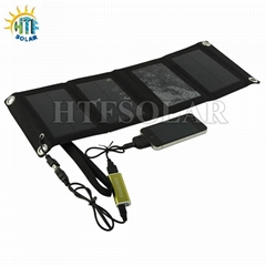7W Foldable Solar Panel Charger             HTF-F7W