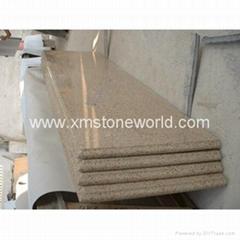 G682 granite counter top kitchentop, granite worktop