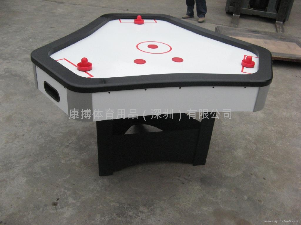 New Design Air Hockey Table For 3 Person 1
