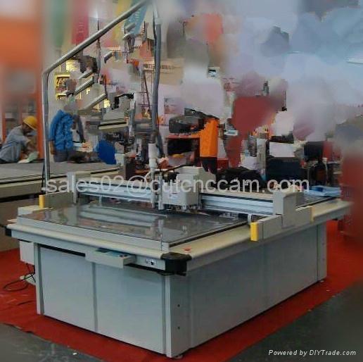 signboard acrylic KT board foam router cutter machine 2