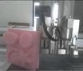 50mm thick foam baord CNC cutting table