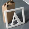Foam letter CNC cutter