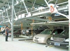 瀋陽立體停車庫
