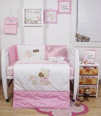 2013 new style baby bedding set KLF392